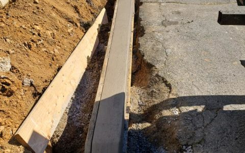 Custom Curb - After - Pic 2